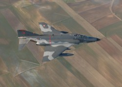 Syria downs Turkish F-4 in the Med (UPDATED 26 June)