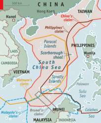 A Busy Week in the South China Sea