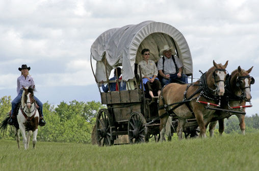 Covered Wagon Pictures