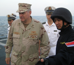 China's Growing Role in Counter-Piracy Operations