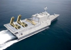 US Navy Introduces New LCS Mission Packages