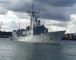 Modernizing the Polish Navy