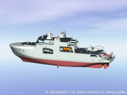 Rough Waters For the Canadian Navy?
