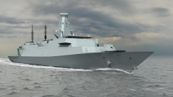 The Royal Navy's Type 26