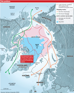 Arctic Sea Routes