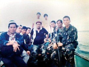 Security forces of the Sultanate of Sulu.