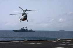 An Unlikely Alliance: Ukraine and NATO in the Battle Against Maritime Piracy