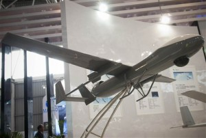 China's ASN-229A ISR and Strike UAV, just one of many friendly drones you'll find in the Project 2049 report.