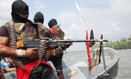 Maritime Criminals in the Niger Delta