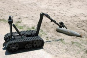 Does the Navy need a maritime equivalent of the Talon Counter-IED robot?