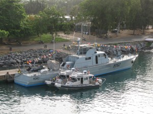 Togo's tiny navy is now on the front line in fight against piracy