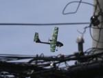 Philippine Army Drone over Zamboanga - courtesy Yahoo! News