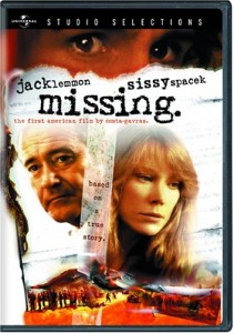 "Costa-Gavras' film ""Missing"" portrayed the execution of Charles Horman and Frank Teruggi"