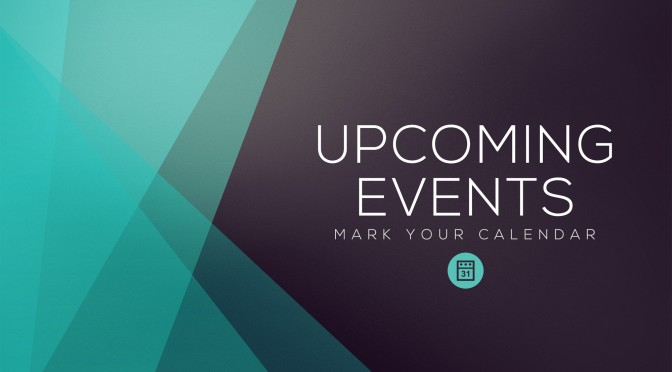 Events 26 January 2015 – 30 January 2015