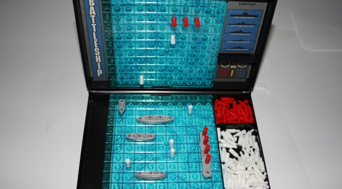 "Hasbro Announces Reboot of ""Battleship"""