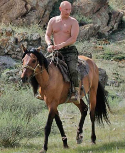 Russian President-for-Life Vladimir Putin is rumored to make several guest appearances in this season's Survivor.