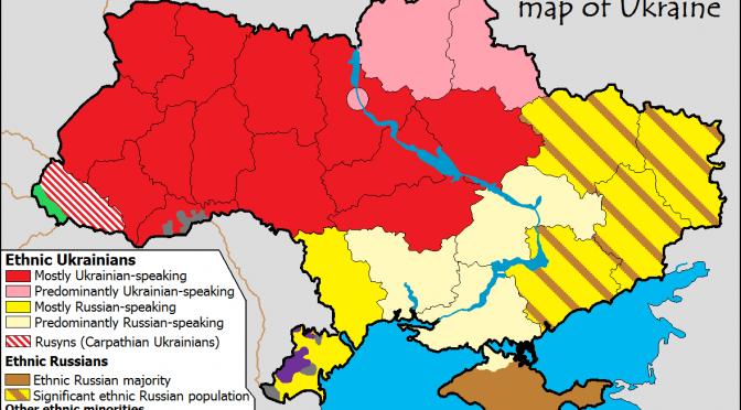 Ukraine: Sink or Swim