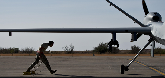 Drones and the Human-War Relationship