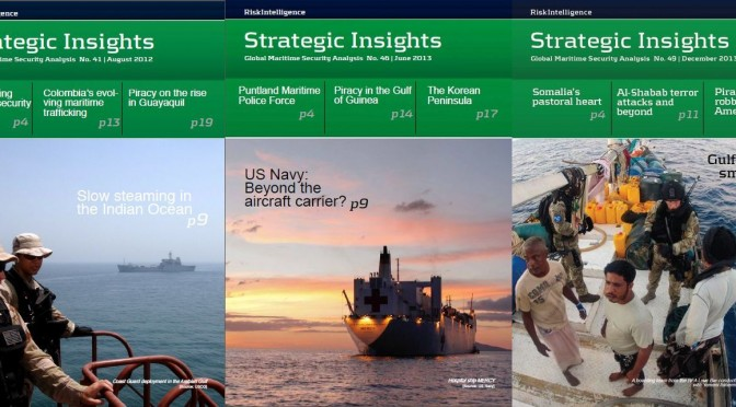 Strategic Insights covers from recent years