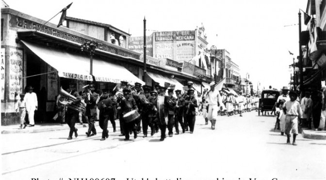 100 Years Ago: Veracruz 1914 (Part 2)