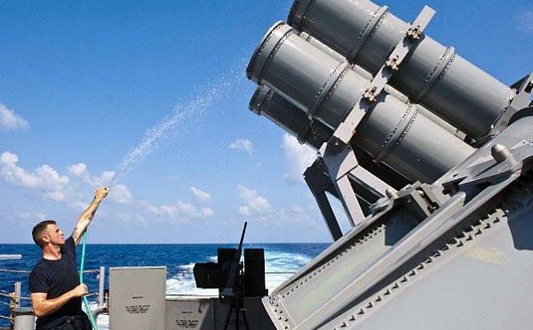 Increasing Lethality in Anti-Surface Warfare (ASuW)