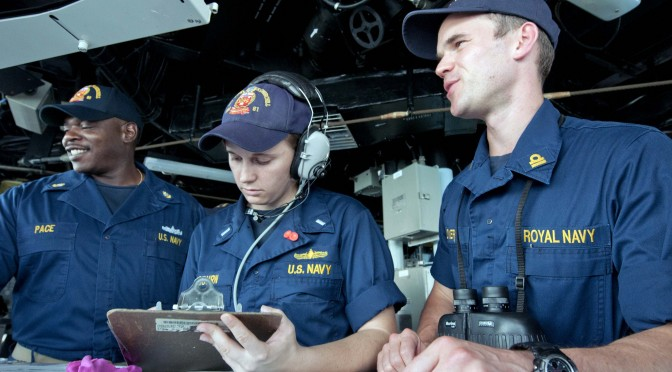 The Virtue of Being a Generalist, Part 1: A Day in the Life of Sub Lieutenant Snodgrass