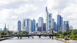Frankfurt, site of the 4th WISC Global International Studies Conference (source: wikipedia).