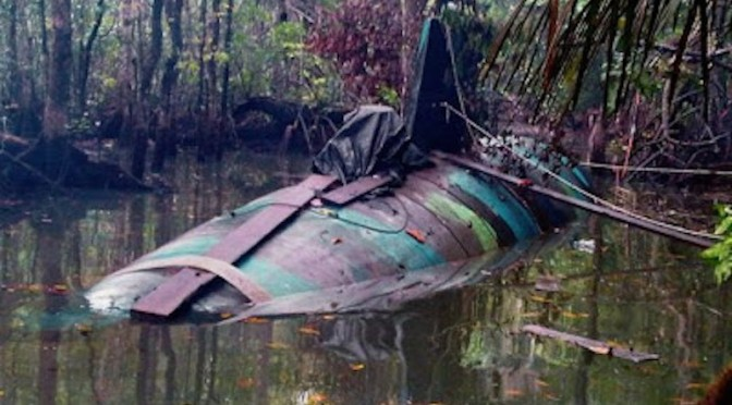 Narco-Submarines:  Drug Cartels' Innovative Technology