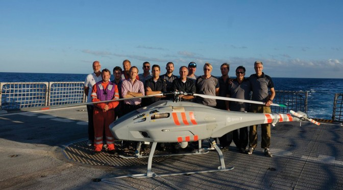 Private Security Drones for Counter-Piracy Ops