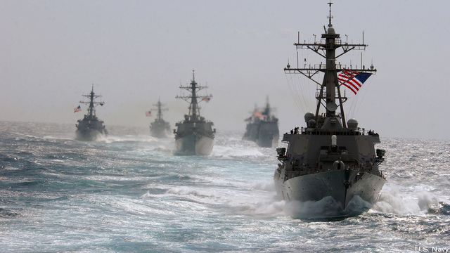 Re-Post: Surface Warfare:  Taking the Offensive