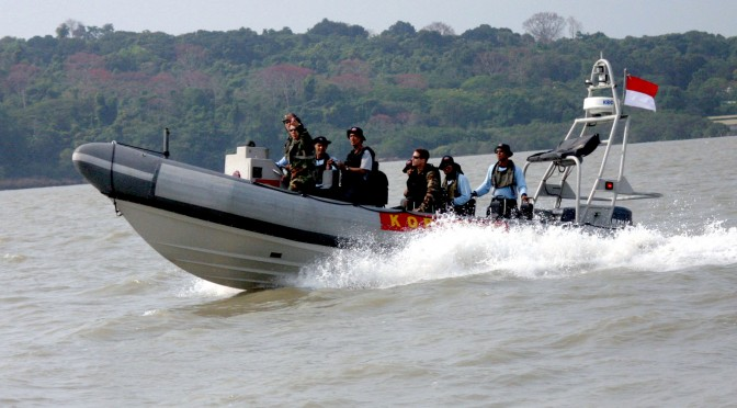 It's the Economy: Exploring Indonesia's Piracy Problem