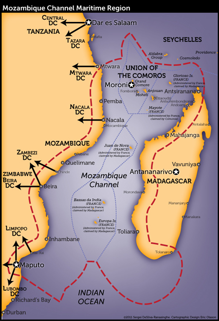 The Forgotten Chokepoint The Mozambique Channel S Rich Past And