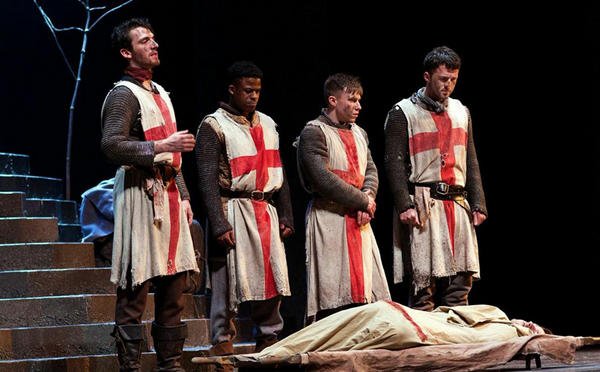 Dunsinane: Shattering the Vase