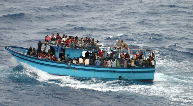 Migration Crisis in the Mediterranean: A Contact Group is Needed