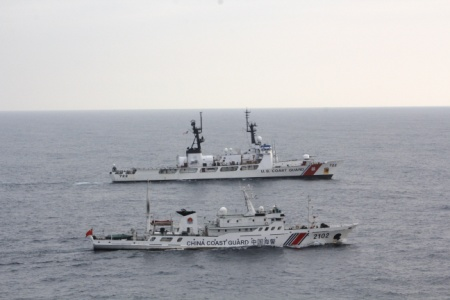 Maritime Security Cooperation and the Coast Guard