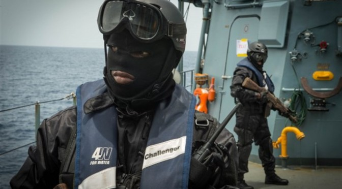 Sea Control 72 – Obangame Express, Gulf of Guinea