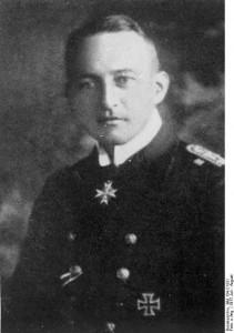 Kapitänleutnant Schwieger, Walther (gefallen Sept. 1917)