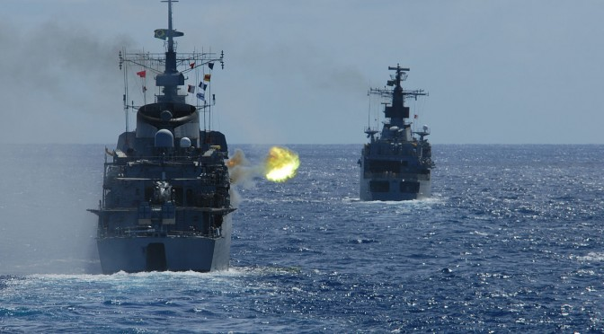 What is the Future of Navies?
