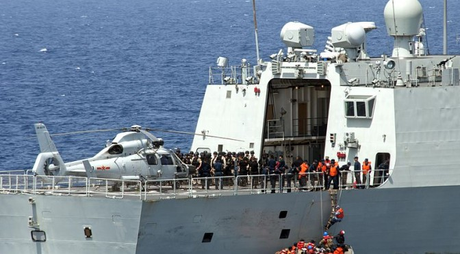 China's Anti-Piracy Flotillas: By the Numbers
