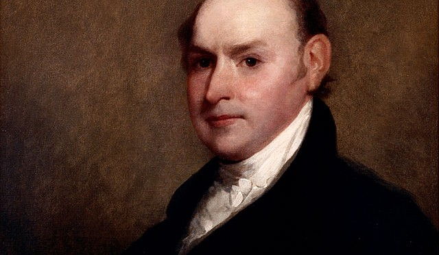 John Quincy Adams — The Grand Strategist