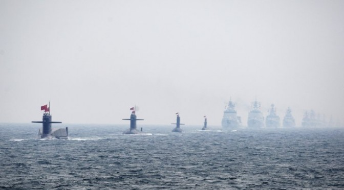 China's Military Strategy White Paper 2015: Far Seas Operations and the Indian Ocean Region