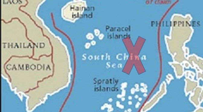Let's Change the Name of the South China Sea