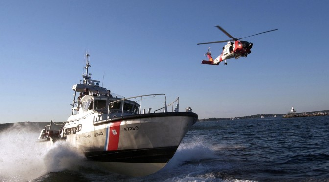 The Coast Guard and Maritime Strategy