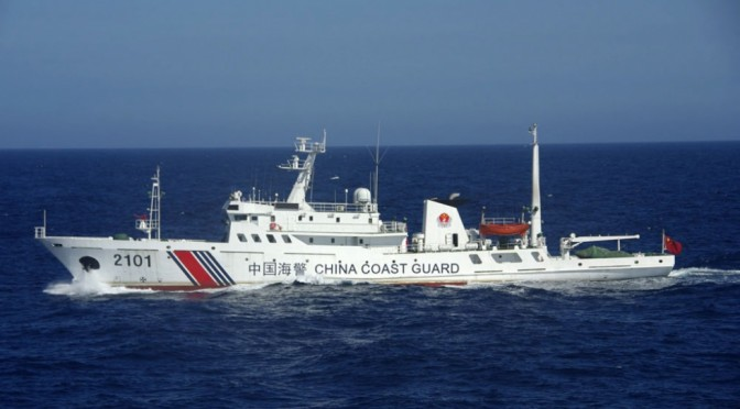 The Unnamed Protagonist in China's Maritime Objectives