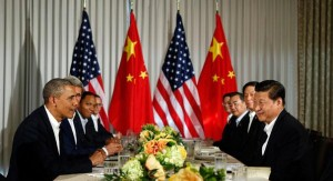 Barack Obama and Xi Jinping, Reuters