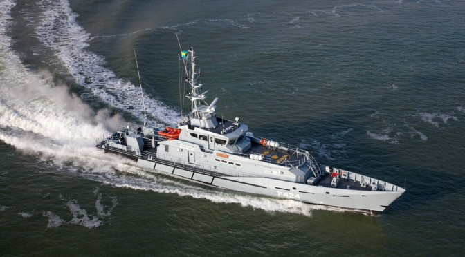 Damen's Presence in the Latin American and Caribbean Market, Part 1