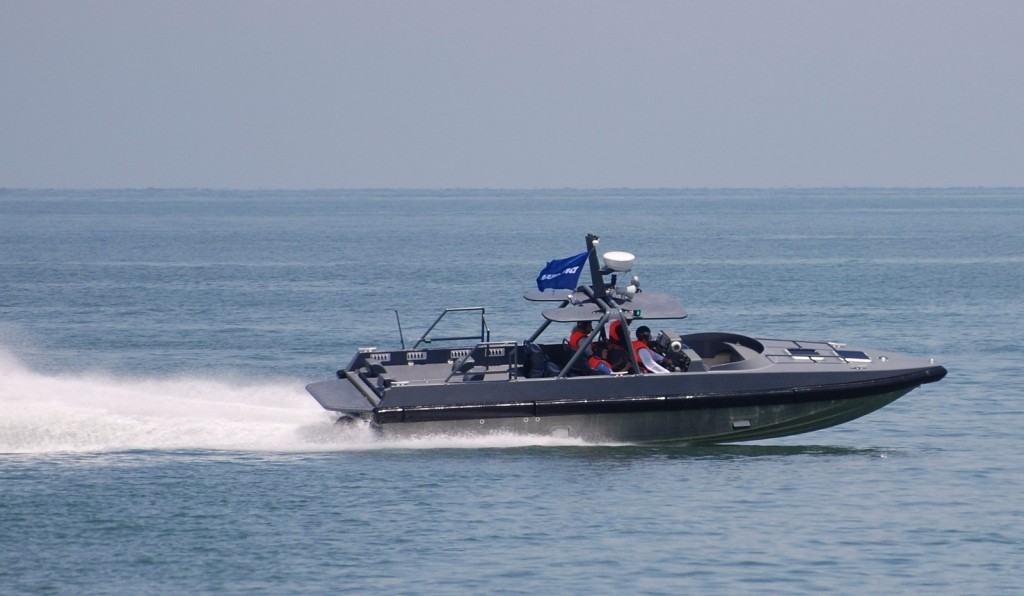 Damen Interceptor 1102. Source: Damen.com.