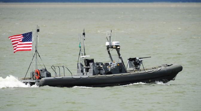 Sea Control 89 – ONR Autonomous Swarm Boats