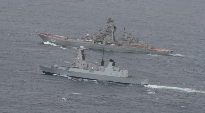 Is Russia's Maritime Strategy Adrift?