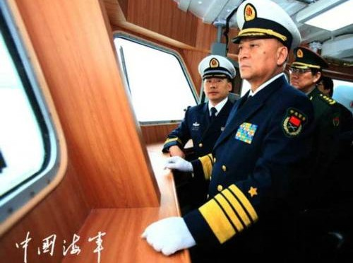 China's Military Modernization: The Legacy of Admiral Wu Shengli